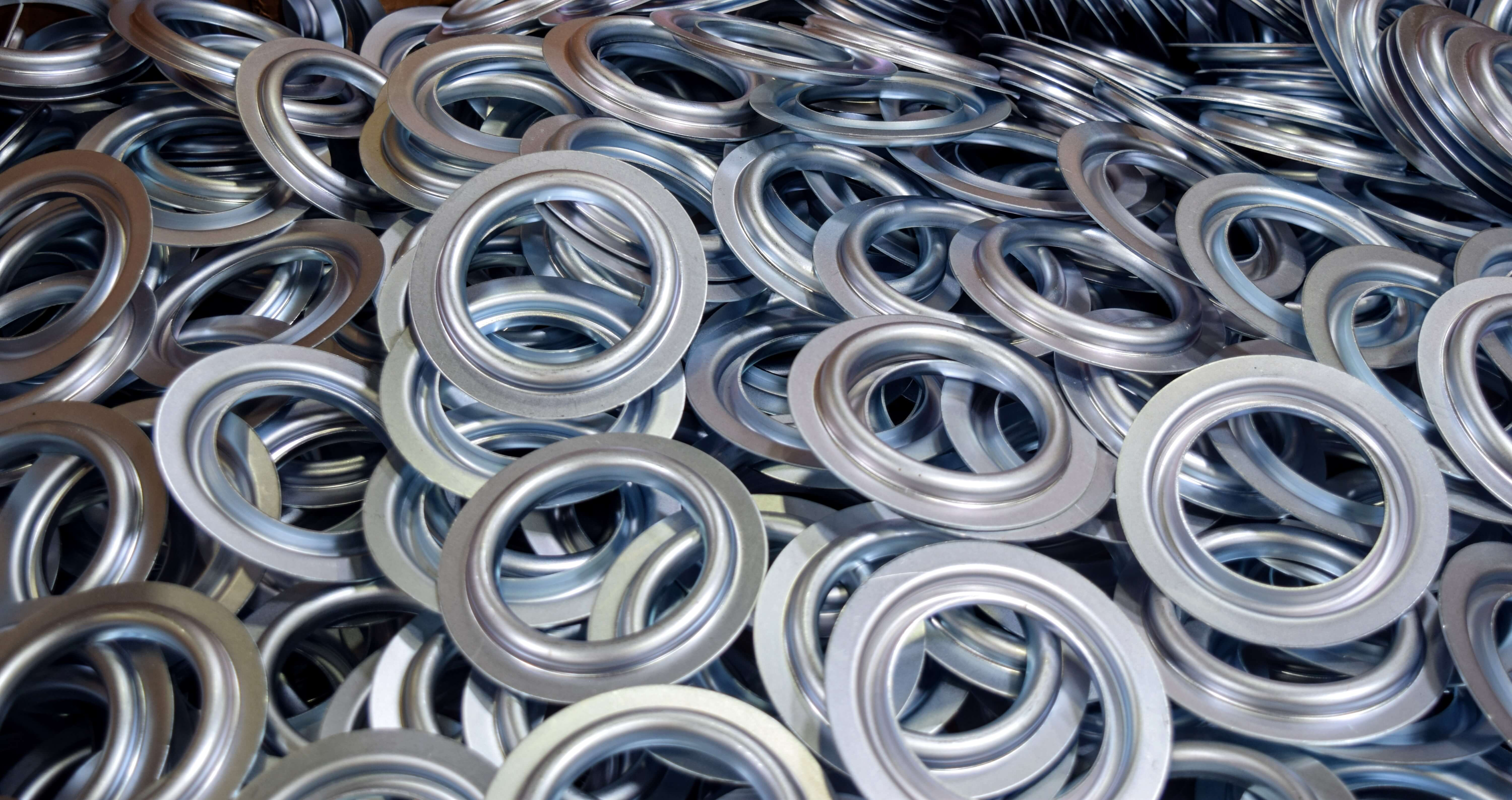 Clear Zinc Plating - Clear Zinc Chromate Plating | Gatto Industrial